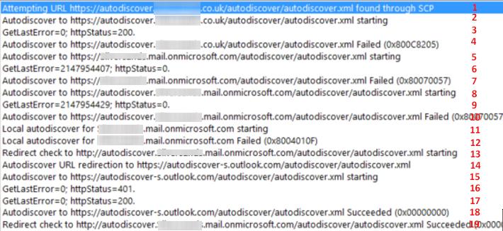 Autodiscover